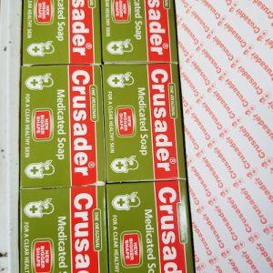 Crusader Safety Medicated Soap - Royacshop.com