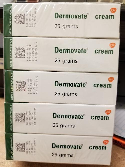 Dermovate Cream and Ointment - royacshop.com