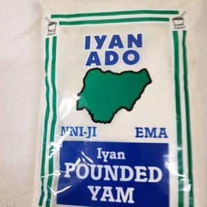 Iyan Ado Pounded Yam Flour - royacshop.com